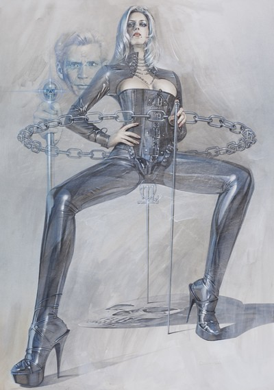 Sorayama at Span Art Gallery