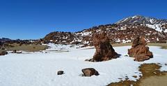 Mount Teide (Barbara Walsh Photography) Tags: snow lava spain rocks tour view hiking visit tenerife mountteide