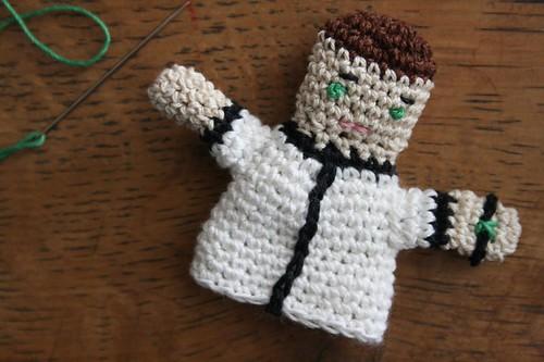 ben 10 finger puppet