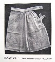 apron 1924