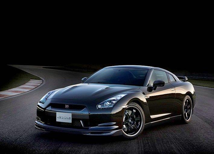 National Speed - GTR Spec V Front