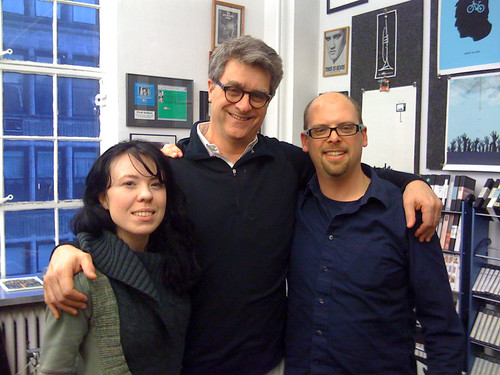 Meghan Killen, Fred, Robert Feldman