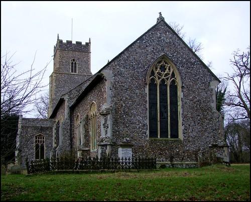 Thornham Magna