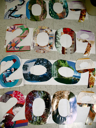 New Years Crafts!