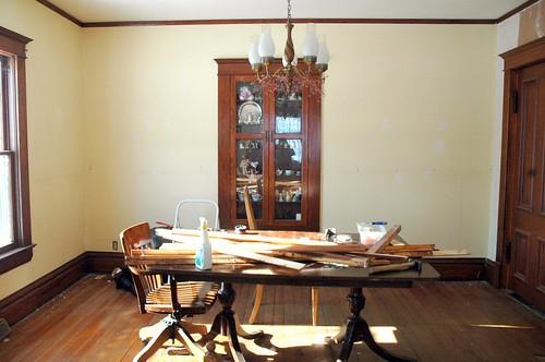 Diningroom Redo WIP