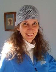 amanda hat, front