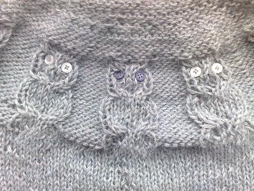 Détail owls