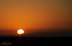 ... !    (Tikke Sang) Tags: light orange sun sunrise persian iran persia iranian rise semnan