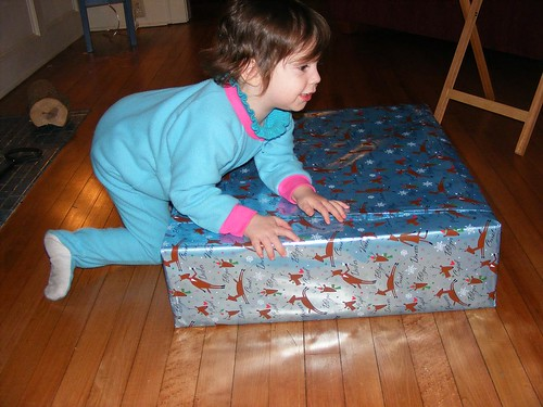 Present Unwrapping by Nonie: 1. Climb Up