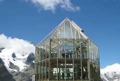 Viewpoint (Maycot2) Tags: mountains austria grossglockner glassobservatory
