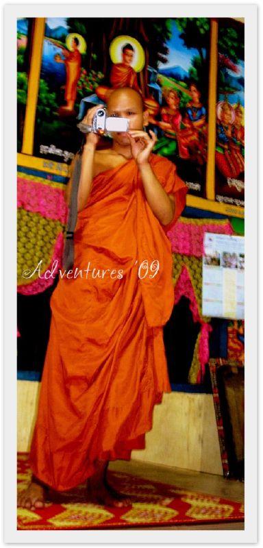 orange monk