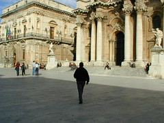 Siracusa Cathedral, former Temple of Apollo