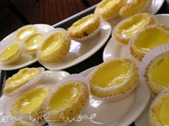 eggtarts