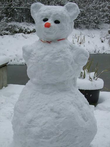 the snowbear