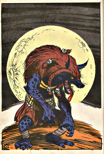 Mighty Mutanimals : INVASION FROM SPACE - Pin-up Gallery :: Dreadmon //  ..   art by S.R. Bissette (( 1991 ))