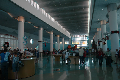 Disney Cruise - Terminal 18