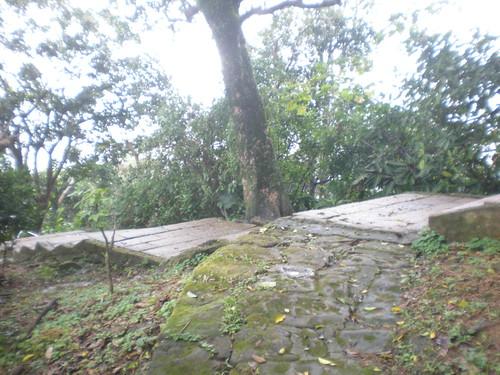 接到象山自然步道了接到象山自然步道了