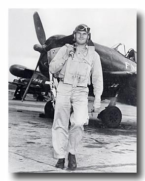 Col R. Bruce Porter USMC Ace