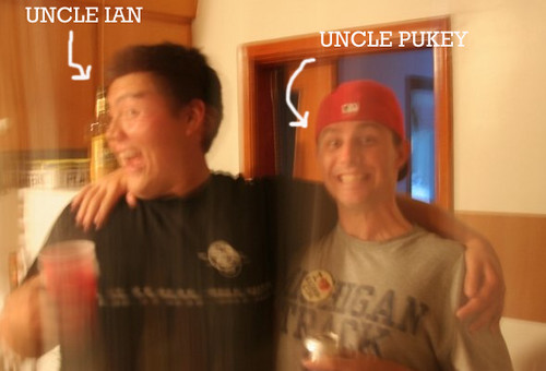 Uncle Ian Uncle Pukey