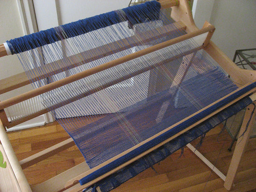 First Weaving