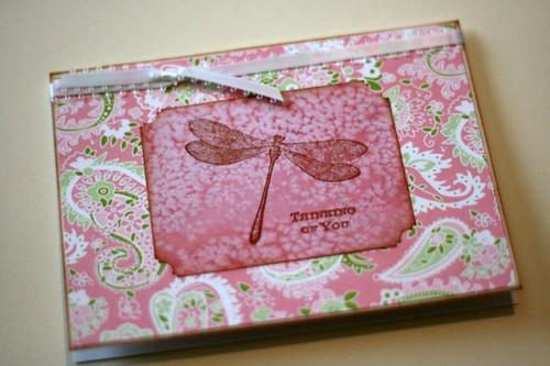 Dragonfly cardd