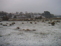 Wareham Snow (adrianh) Tags: uk snow dorset wareham