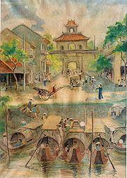 Tranh Tôn Thât Dao by you.