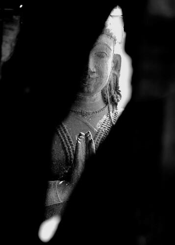 Madurai Temple Statue