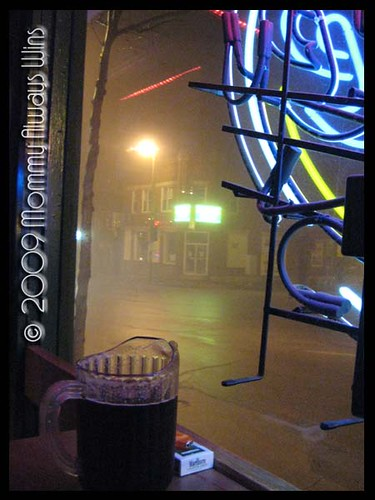 foggy bar