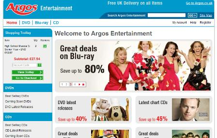 Argos Entertainment