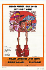 Black Cinema Series: Lets Do It Again (Black History Album) Tags: billcosby johnamos jimmiewalker ossiedavis calvinlockhart denisenicholas sidneypoiter