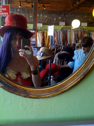 Liked this hat too, but only bought the other