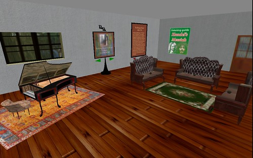Project-based learning in SL - Music Academy