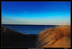 Early Morning Sandbanks Beach, Outlet Sector (jeffb477) Tags: sky ontario canada beach water sunrise spring sand canadian greatlakes lakeontario sanddune picton princeedwardcounty quinty d80