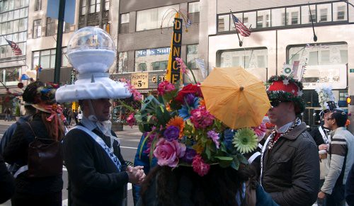 NYC Easter Hats