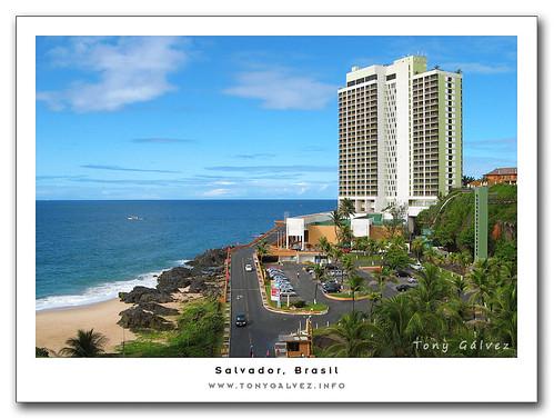 reseña: hotel Ibis Rio Vermelho, Salvador