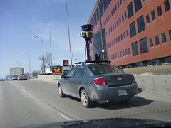 Google street winnipeg