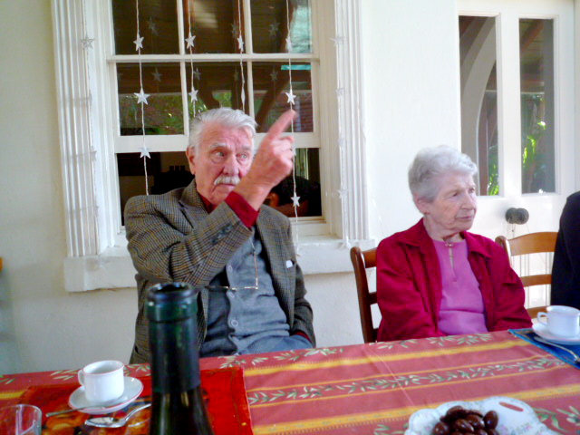 Nonno e nonna