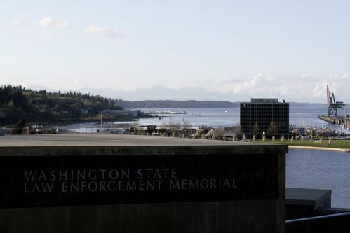 Washington State Law Enforcement Memorial