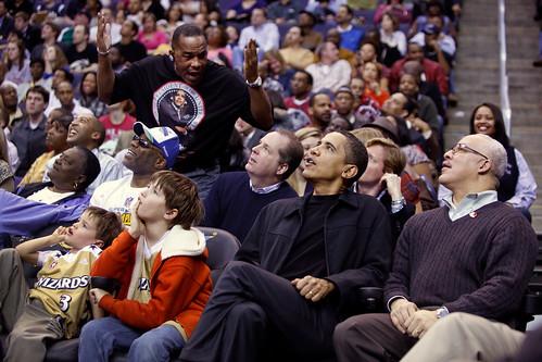 Pete Souza, White House.