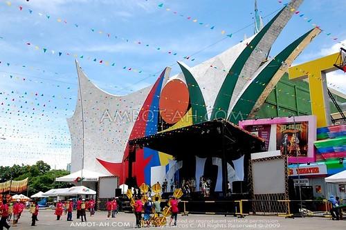 Aliwan Fiesta 2009 Photos and Videos