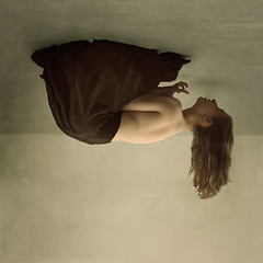 adhere (brookeshaden) Tags: selfportrait up stuck top sticky bottom backwards roll insideout invent adhere brookeshaden