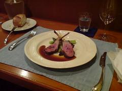 2009年 結婚記念日のディナー