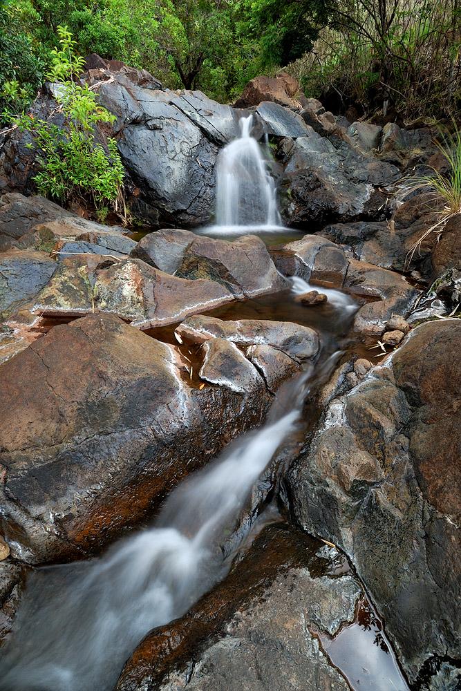 Nagsasa HO2 Falls