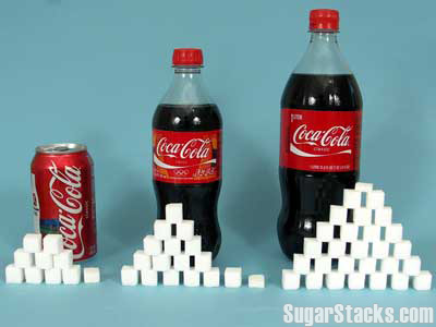 sugar in your coke