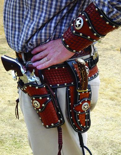costume cowboy