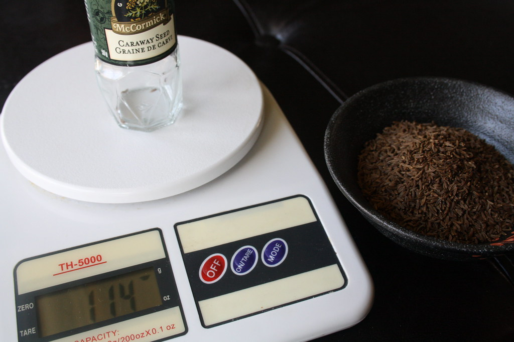 Weighing the over priced glass bottles