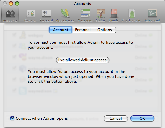 Adium1.4B1-Twitter-Already-Allowed-Access