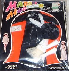 MAXIMUM EFFORT (Virgin-Archer) Tags: vintage toys mod dolls barbie clone maddiemod teenagefashiondoll