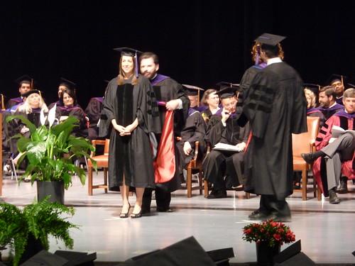 anne graduating